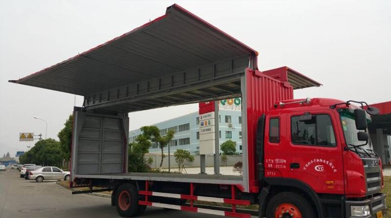 宁波发福建专线